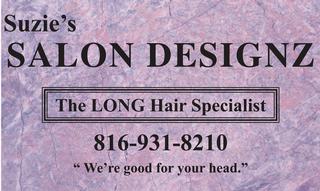 Suzie's Salon Designz - Kansas City, MO