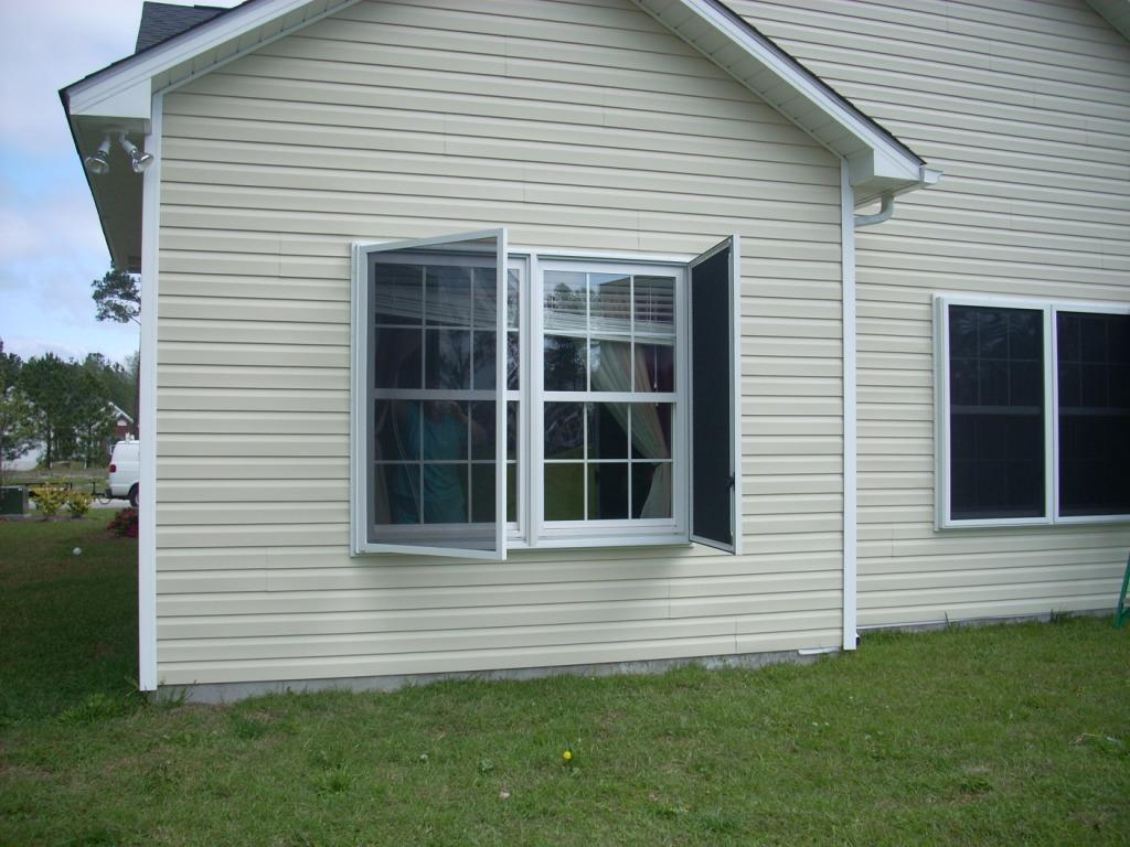 Pictures for columbia glass and window in kansas city mo for Security window screens