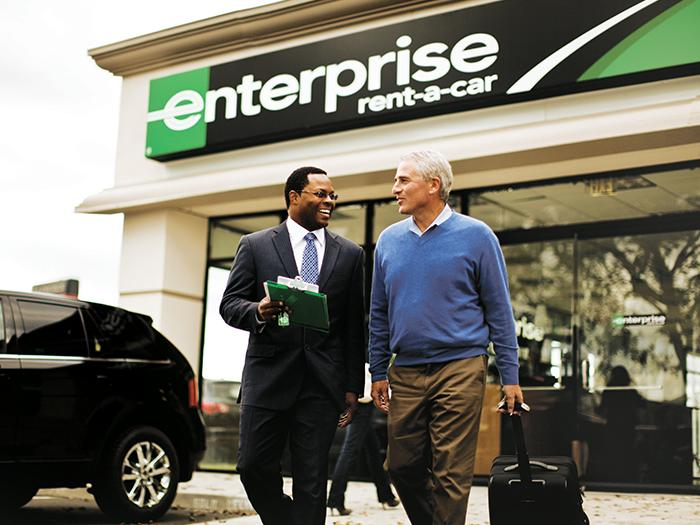 Enterprise Rent-A-Car Ridiculous