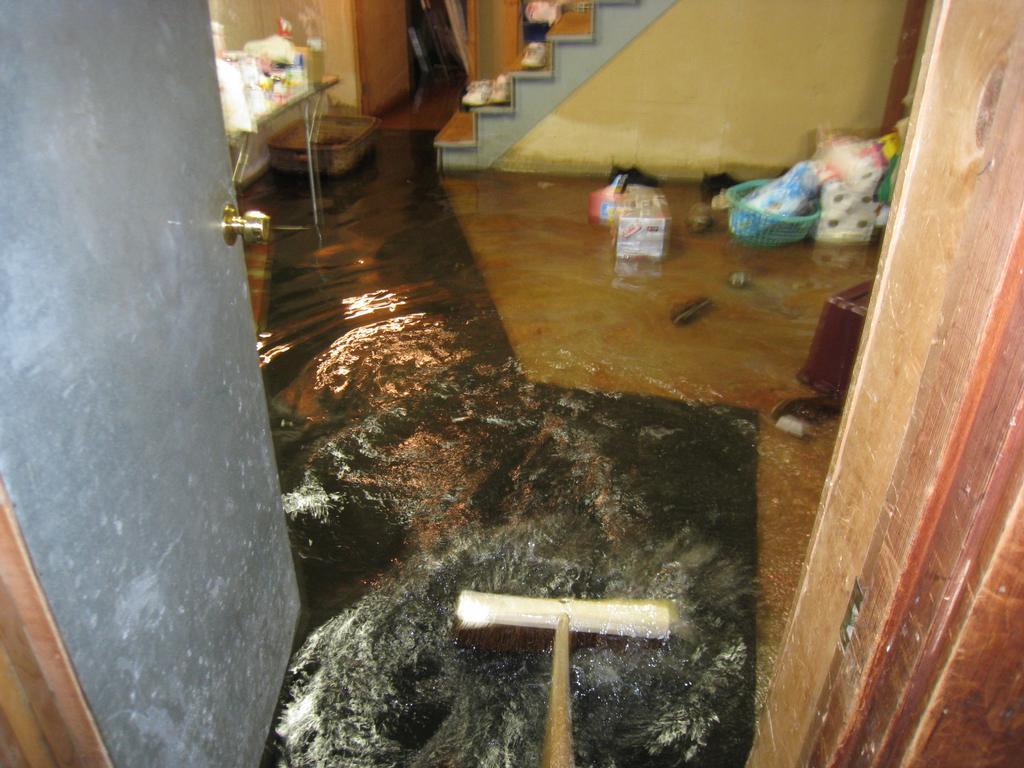 basement flooding acton ma by aaa flood drying