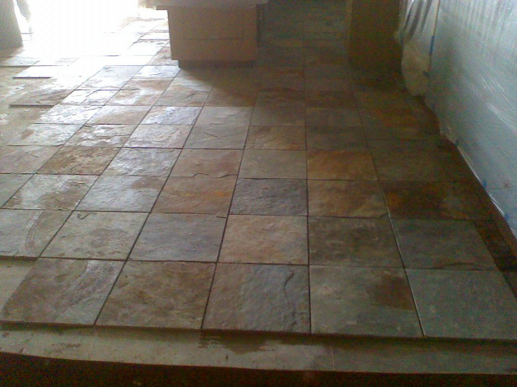 Slate Flooring From Capuano Sons Marble Ceramic Tile In Northbridge Ma 01534