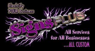Signs Plus, Inc. - Peabody, MA