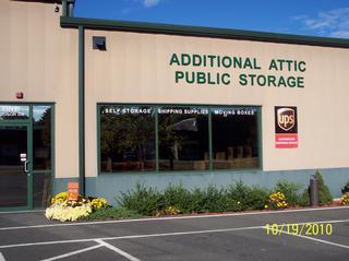 Additional Attic Public Storage Inc Southwick Ma 01077