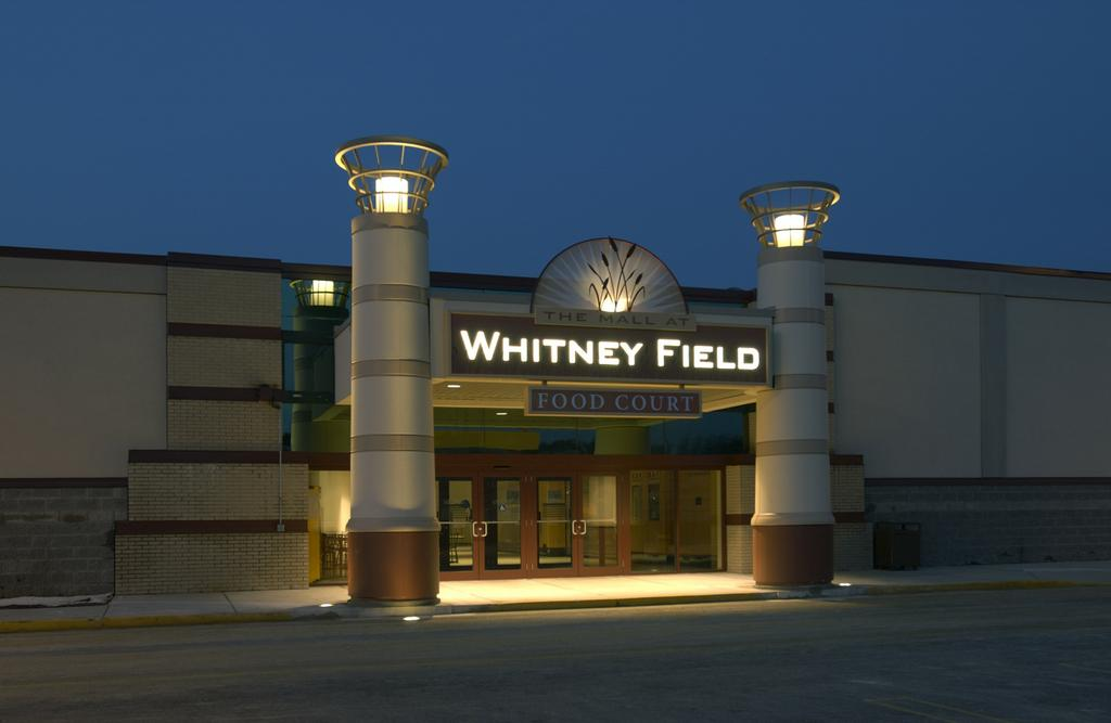 picture provided by the mall at whitney field in