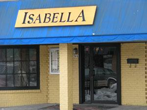 Isabella - Dedham, MA