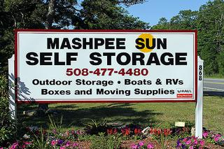 Mashpee Sun Self Storage - Mashpee, MA
