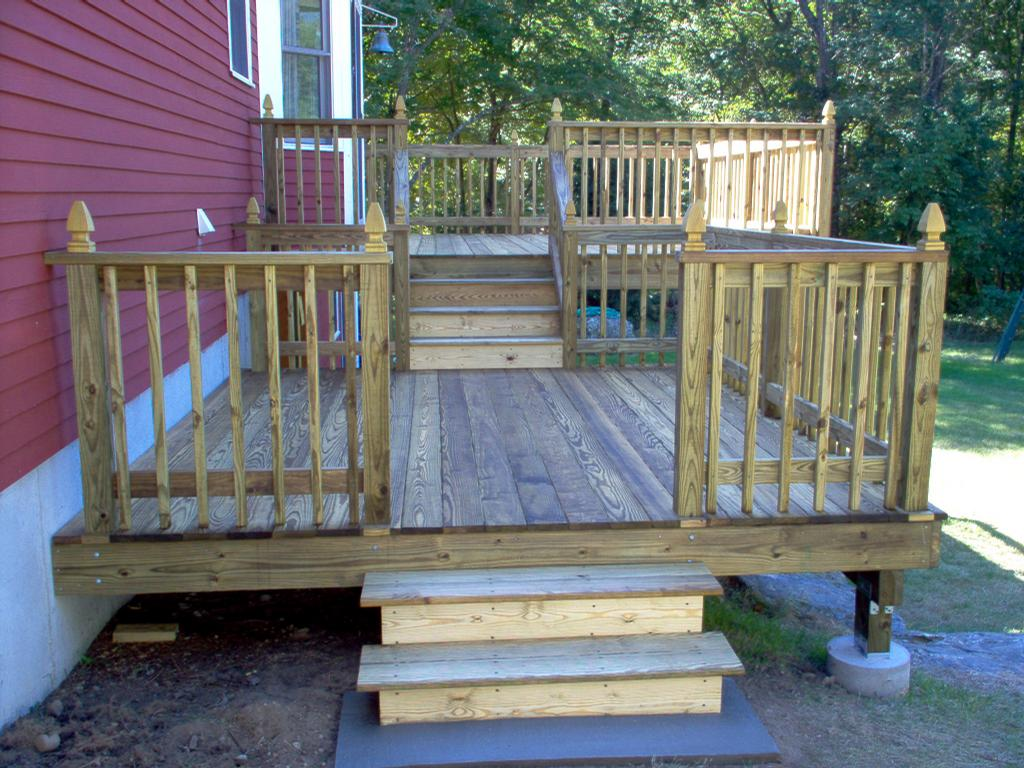 2 Tier Deck From Lee Day Interior Specialties L P In