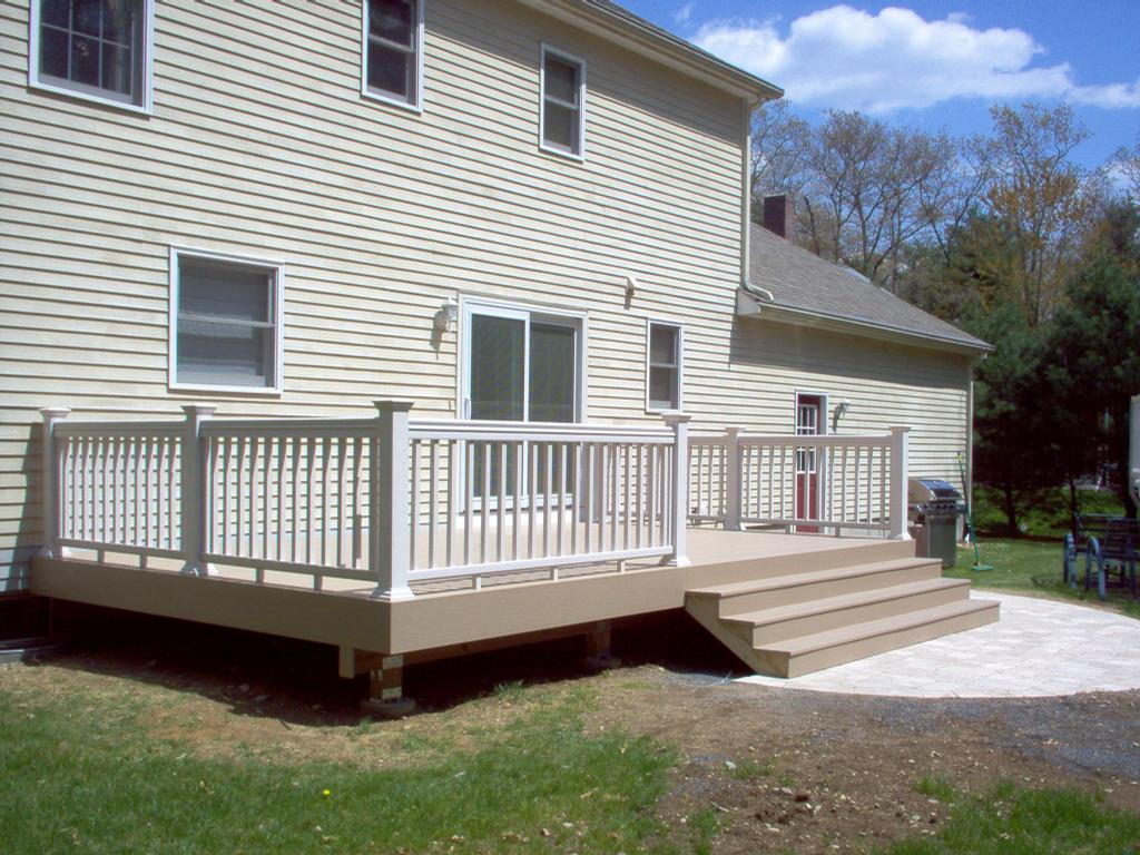 12 X 20 Composite Deck From Lee Day Interior Specialties L