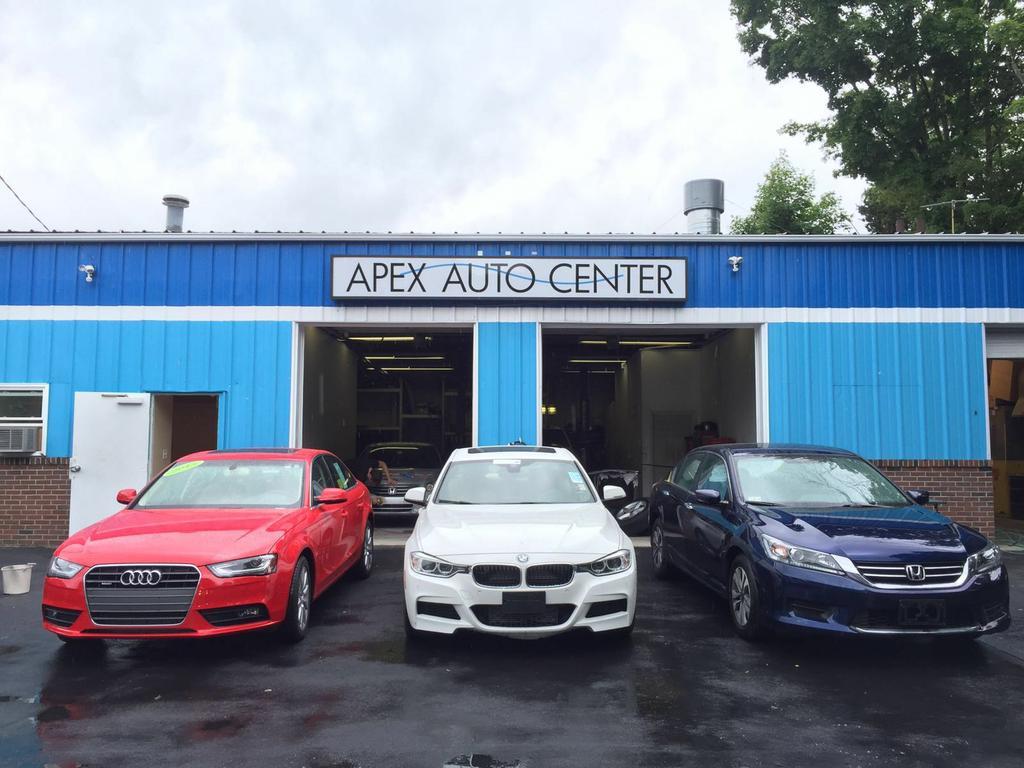 Auto Detailing Supplies Near Me >> Apex Auto Center Inc. - Marlborough MA 01752   508-229-2444