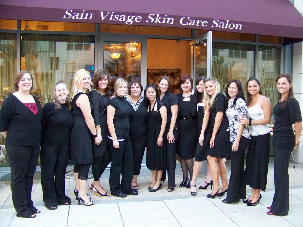 Sain visage skin care salon winthrop ma 02152 617 539 1070 for A skin care salon