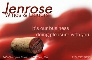 Jenrose Wines & Liquors