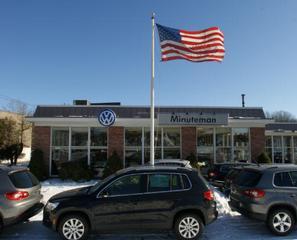 Minuteman Volkswagen - Bedford, MA