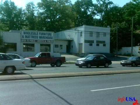 Wholesale Furniture & Mattress Warehouse Inc Charlotte