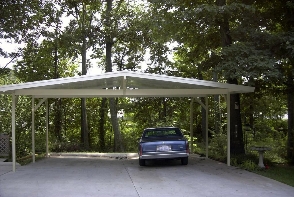 Double carport from patios plus incorporated in high point - Carport double alu ...