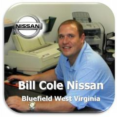 Bill cole nissan bluefield wv 24701 888 319 7088 for Cole motors bluefield wv