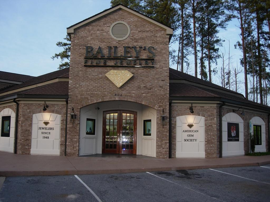 Bailey 39 s fine jewelry greenville nc 27858 252 353 3434 for Craft stores greenville nc