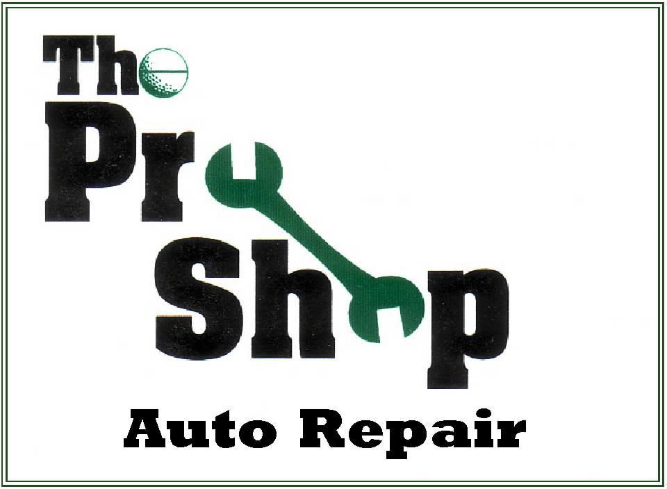 The Pro Shop Auto Repair Pinebluff Nc 28373 910 281 0450