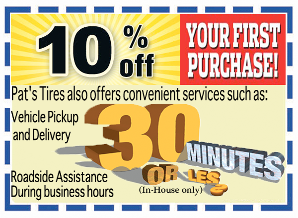 coupon2 by Pat's Tires