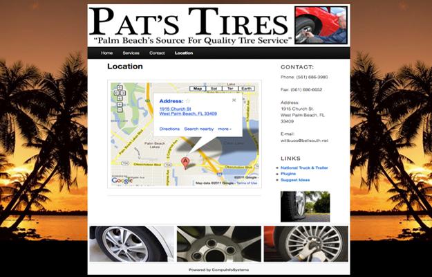 pt by Pat's Tires
