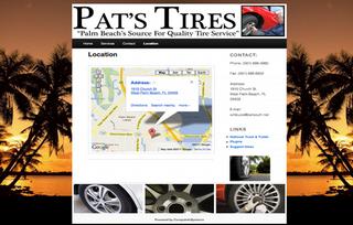 Pat's Tires