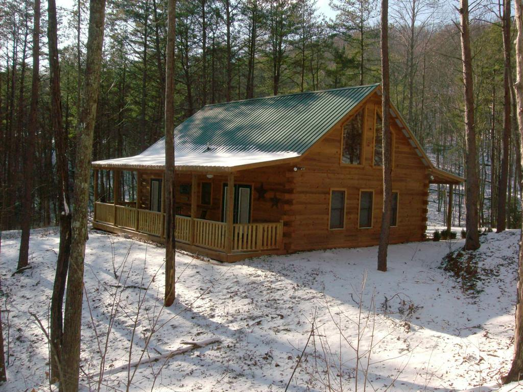 Log Cabin In The Woods Jpg From Kelly Hopkins In Murphy
