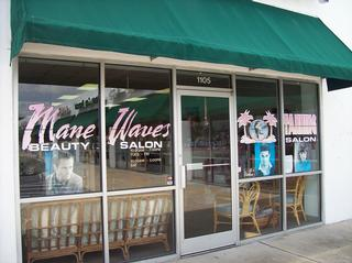 Manewaves Salon - Fayetteville, NC