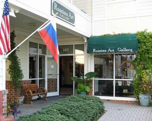 Russian Art Gallery - Cary, NC