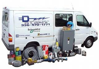 Dynamic Electric Supply - Asheboro, NC