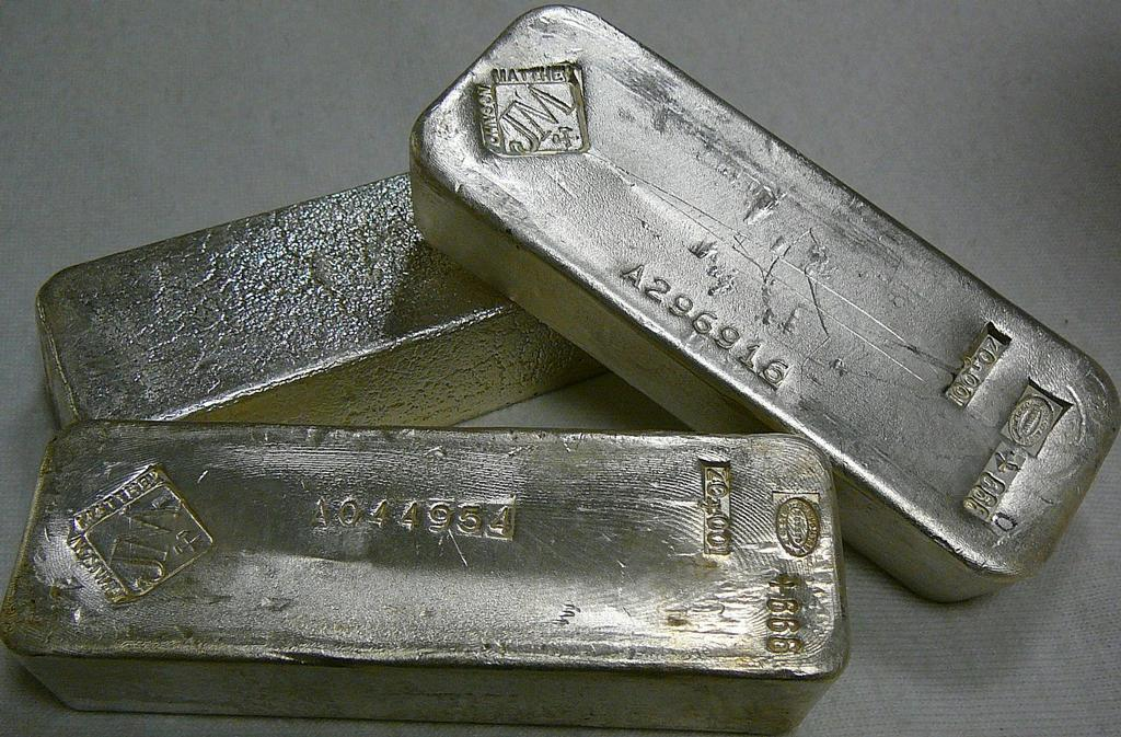3 large silver bars.jpg provided by Golden Isles Coins & Collectibles LLC Raleigh 27603