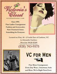 Victoria's Closet - Cashiers, NC