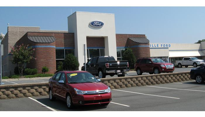 Perfect Mooresville Ford Exterior 1