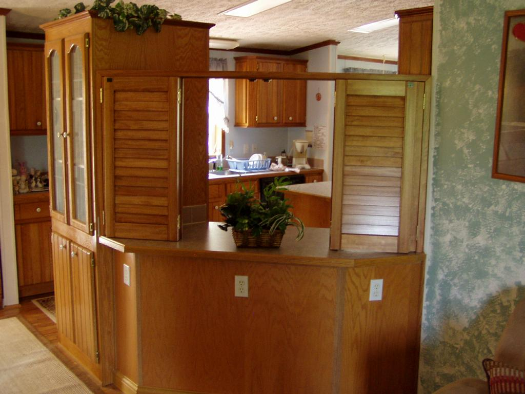 Kitchen divider 03.JPG from AAA Blinds and Window Fashions in
