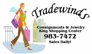 Tradewinds Consign & Jewelry - King, NC