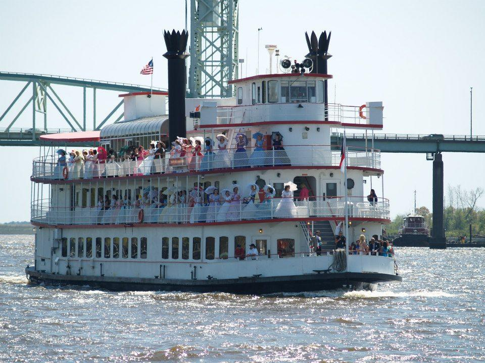Riverboat Tours In Wilmington Nc