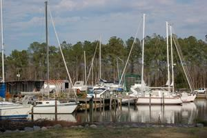 Cypress Cove Marina - Columbia, NC