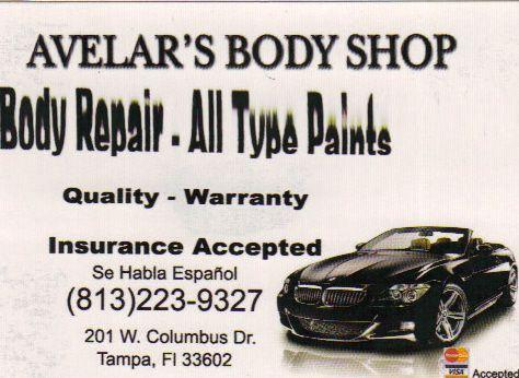 Body shop from business cards and computer repair in tampa fl 33602 by business cards and computer repair colourmoves
