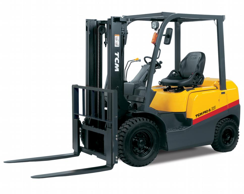 tcm profg25 from davenport forklift in granite falls nc