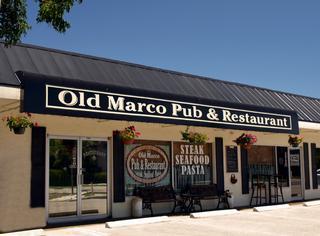 Old Marco Pub & Restaurant - Marco Island, FL