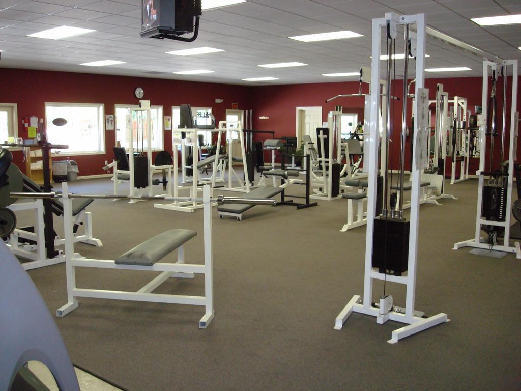 DSC00047 by Apex Fitness Center