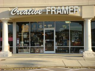 Affordable Creative Framer & Art - Raleigh, NC