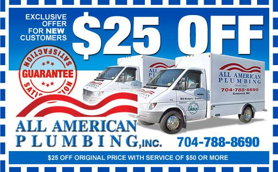 all american plumbing concord nc 28025 704 788 8690 88373