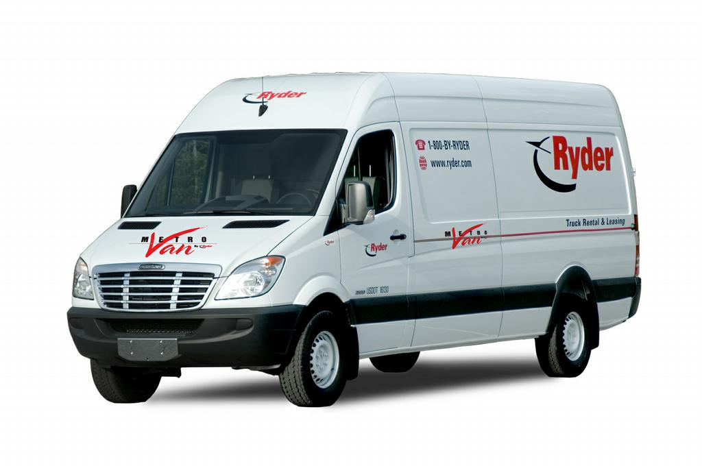 No one-way rentals. Although there are over Ryder truck rental locations across the country, they only offer round-trip rentals. This means the truck must be returned to the same place it was picked up.