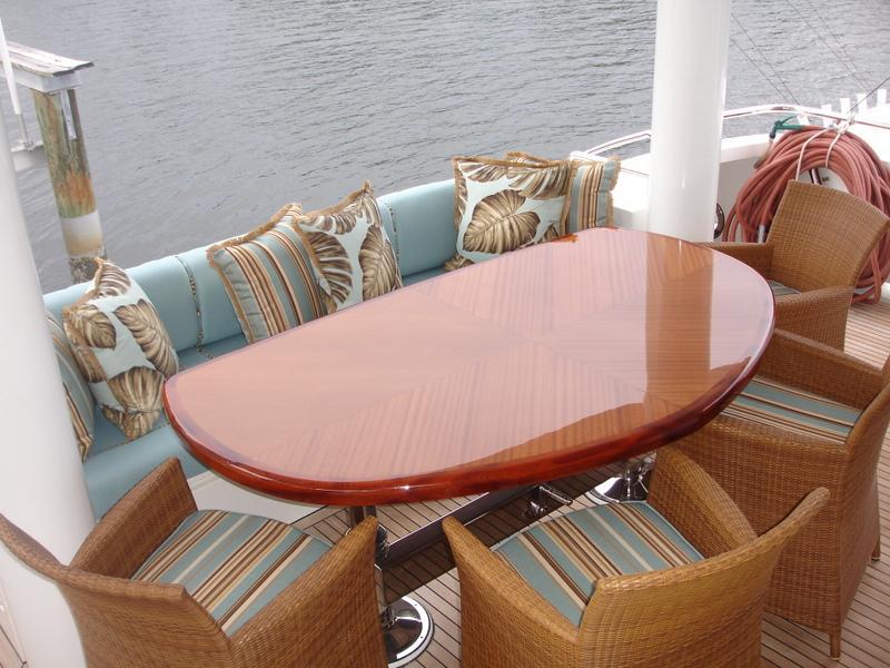Innovative interiors inc yacht furnishings fort for Innovative interiors