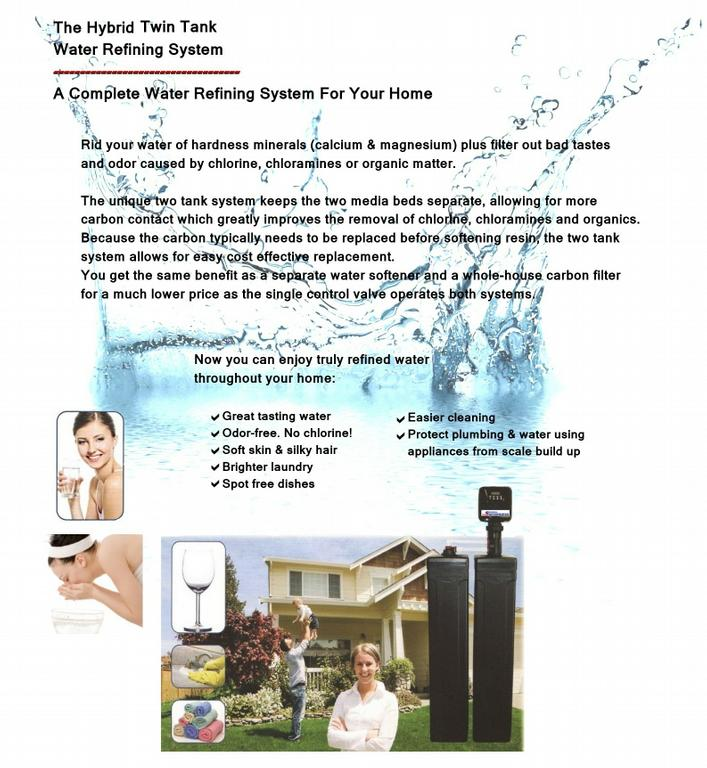 Thehybrid From Softsprings Water Conditioning In Dover Nj 07801