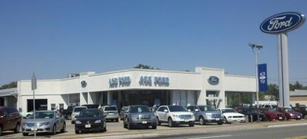 Ace ford building from ace ford in woodbury nj 08096 for Ace motors woodbury nj