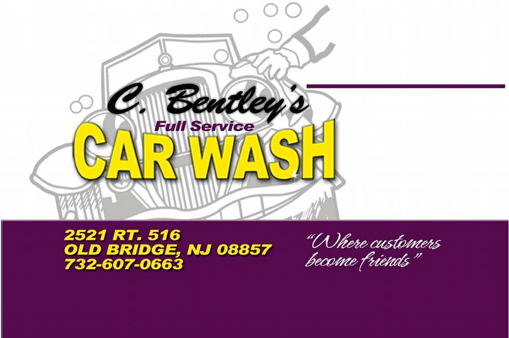 C Bentley S Car Wash Old Bridge Nj
