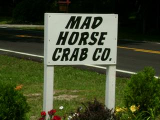 Mad Horse Crab - Salem, NJ