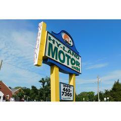 Hyland Motor Inn Cape May Court House Nj 08210 609 465