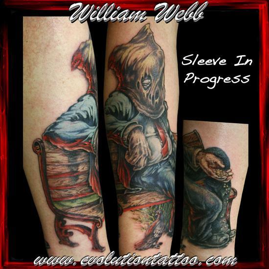 bill2145 from evolution tattoo studio in mantua nj 08051