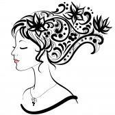 ... Hair Clip Art also Haircut Clip Art Free. on hairstyles clip art free